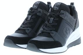Michael Kors Georgie trainer black Damesschoenen Sneakers