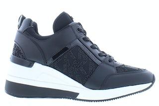 Michael Kors Georgie trainer black optic whit Damesschoenen Sneakers