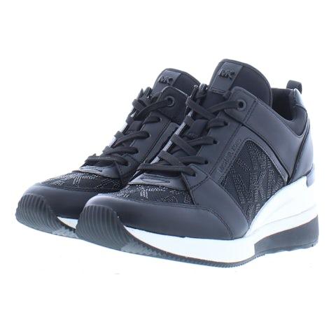 Michael Kors Georgie trainer black optic whit Sneakers Sneakers