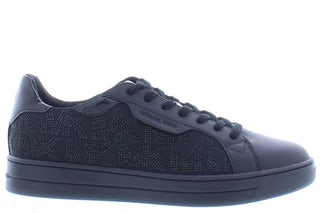 Michael Kors Keating lace up black optic whit Damesschoenen Sneakers