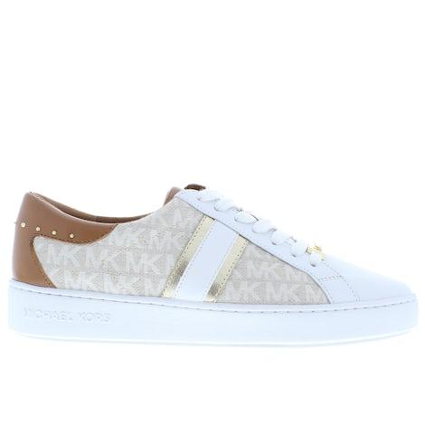 Michael Kors Kewaton stripe sneaker natural Sneakers Sneakers