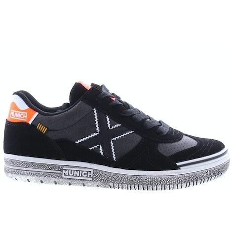 Munich 1511146 black orange Sneakers Sneakers