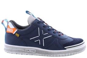 Munich 1511150 navy Jongensschoenen Sneakers