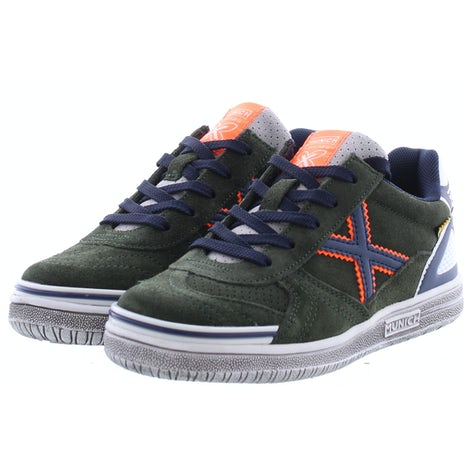 Munich 1511155 army Sneakers Sneakers