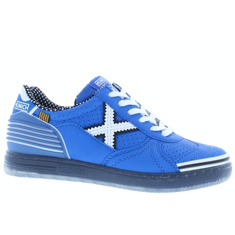 Munich 1511183 blue white Sneakers Sneakers