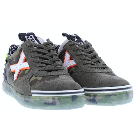 Munich 1511185 camo white Sneakers Sneakers
