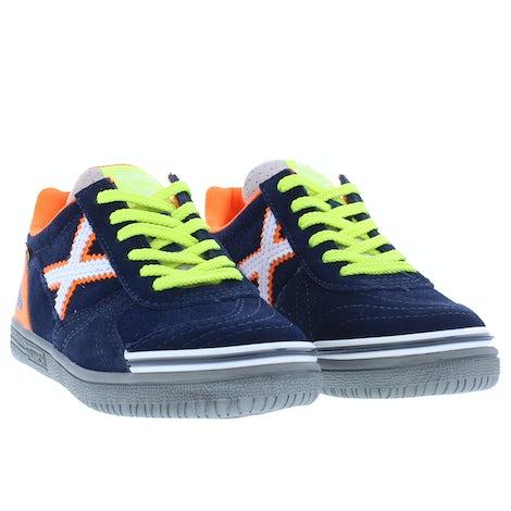 Munich 1511195 navy orange Sneakers Sneakers