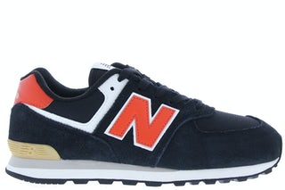 New Balance GC574 ML2 black Jongensschoenen Sneakers