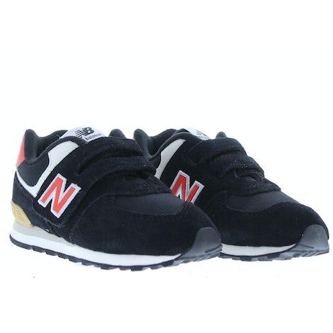 New Balance IV574 / PV574 ML2 black Klittebandschoenen Klittebandschoenen