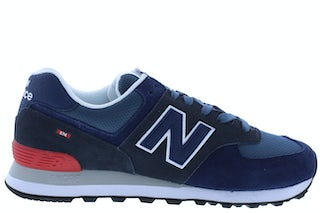 New Balance ML574 EAE navy Herenschoenen Sneakers