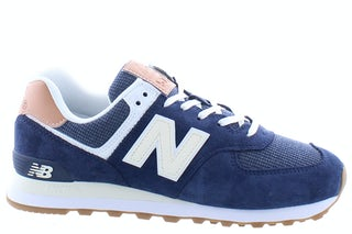 New Balance ML574 TYA navy Herenschoenen Sneakers