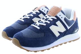 New Balance ML574 TYA navy Herenschoenen Sneakers