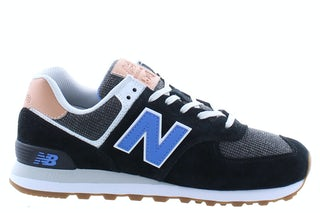 New Balance ML574 TYE black Herenschoenen Sneakers