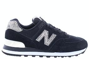 New Balance WL574 ANC black Damesschoenen Sneakers