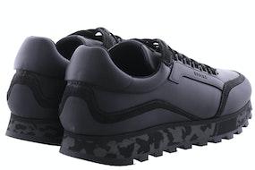 Nubikk Delta D black Herenschoenen Sneakers