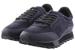Nubikk Delta D navy Herenschoenen Sneakers