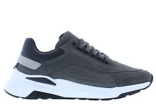 Nubikk Dusk maltan dk grey Herenschoenen Sneakers