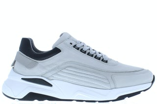 Nubikk Dusk maltan lt grey nubuck Herenschoenen Sneakers