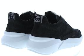 Nubikk Elven tanuki fresh black Herenschoenen Sneakers