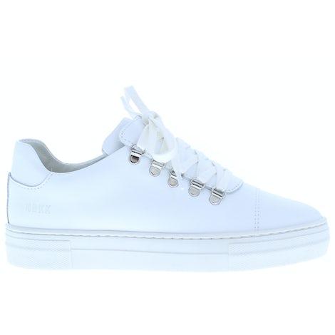 Nubikk Jagger classic JR white leather Sneakers Sneakers