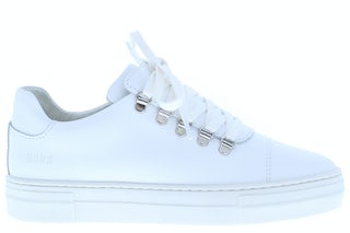 Nubikk Jagger classic JR white leather Jongensschoenen Sneakers