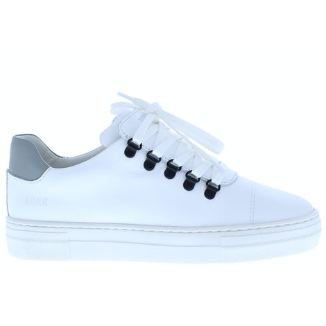 Nubikk Jagger classic JR white leather multi Sneakers Sneakers
