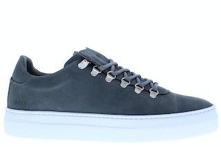 Nubikk Jagger classic grey nubuck Herenschoenen Sneakers