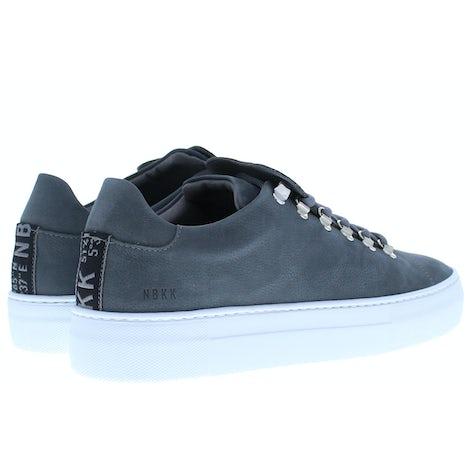 Nubikk Jagger classic grey nubuck Sneakers Sneakers