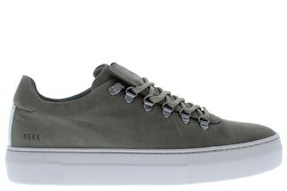 Nubikk Jagger classic lt green nubuck Herenschoenen Sneakers