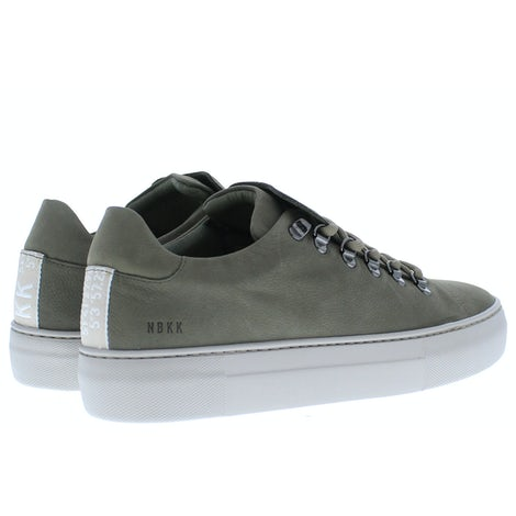 Nubikk Jagger classic lt green nubuck Sneakers Sneakers