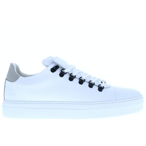 Nubikk Jagger classic white leather mu Sneakers Sneakers