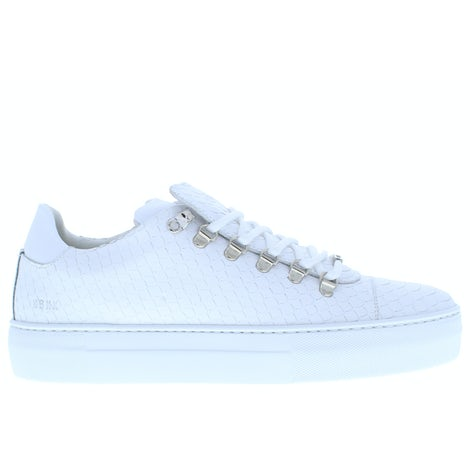 Nubikk Jagger classic white python Sneakers Sneakers