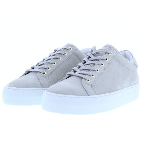 Nubikk Jagger pure lt grey nubuck Sneakers Sneakers