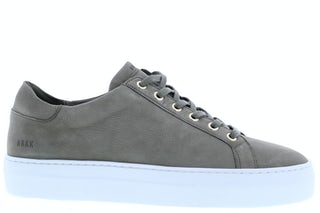 Nubikk Jagger pure olive nubuck Herenschoenen Sneakers