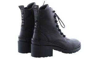 Nubikk Jane cone black Damesschoenen Booties