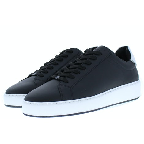 Nubikk Jiro banks black leather white Sneakers Sneakers