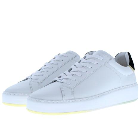 Nubikk Jiro banks white leather black Sneakers Sneakers
