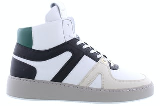 Nubikk Jiro dunk white green Damesschoenen Booties