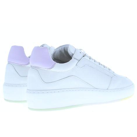 Nubikk Jiro jade white leather Sneakers Sneakers