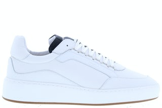 Nubikk Jiro jade white leather Herenschoenen Sneakers