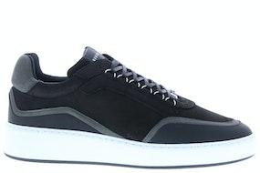Nubikk Jiro jones black Herenschoenen Sneakers