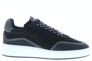 Nubikk Jiro jones black Herenschoenen Sneakers