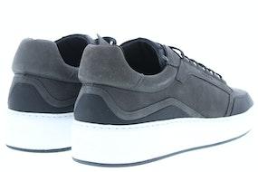 Nubikk Jiro jones dk grey Herenschoenen Sneakers