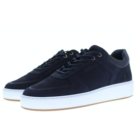 Nubikk Jiro limo II navy nubuck Sneakers Sneakers