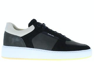 Nubikk Jiro limo black combi Herenschoenen Sneakers