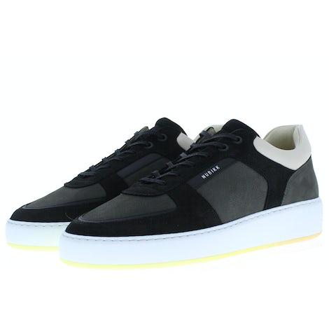 Nubikk Jiro limo black combi Sneakers Sneakers