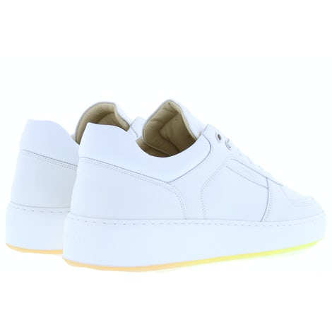 Nubikk Jiro limo lI white leather Sneakers Sneakers