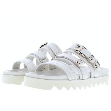 Nubikk Lauren taro II desert leather Slippers Slippers