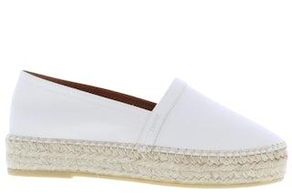 Nubikk Miss Rosita beige leather Damesschoenen Instapschoenen