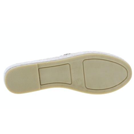 Nubikk Miss Rosita beige leather Instapschoenen Instapschoenen